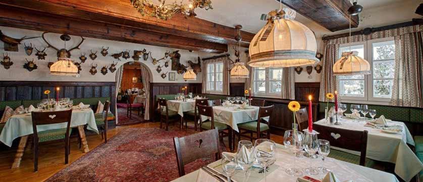 Hotel Pulverer, Bad Kleinkirchheim, Austria - dining room.jpg